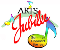 ARTS JUBILEE ANNOUNCES 33rd  SUMMER CONCERT SEASON