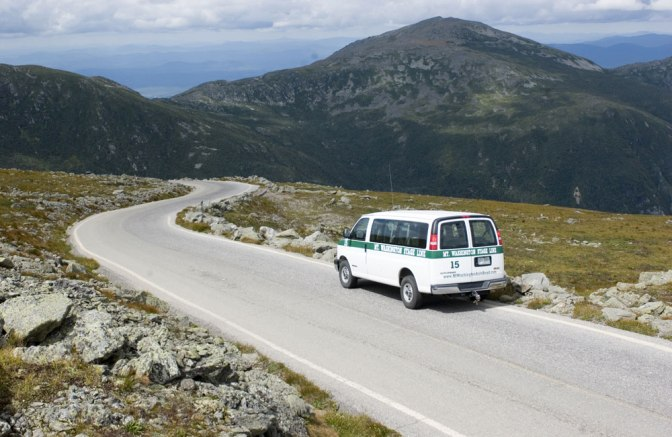 Mt. Washington Auto Road Opens to Treeline for 153rd Season