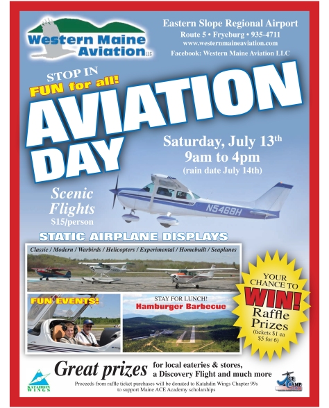 WMAAviationDay2013Flyer
