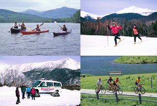 Ski Camp for Kids at Great Glen Trails: Penguins & Polar Bears