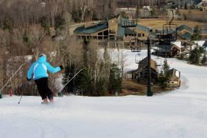 Ski Black Mountain!