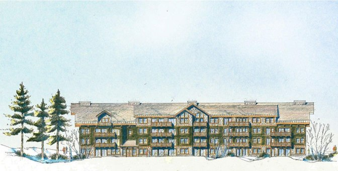 Phase One of Cranmore's Mountainside Living Being Celebrated!