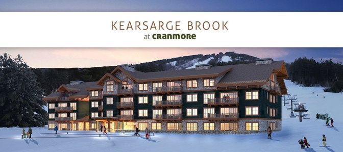 Wine & Cheese Event for Cranmore's New Condominiums, Kearsarge Brook