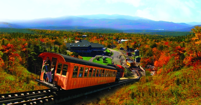 Mount Washington Cog Railway Opens for Its 145th Season