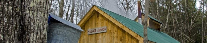 MAPLE WEEKEND AT 100 ACRE WOOD SUGAR SHACK
