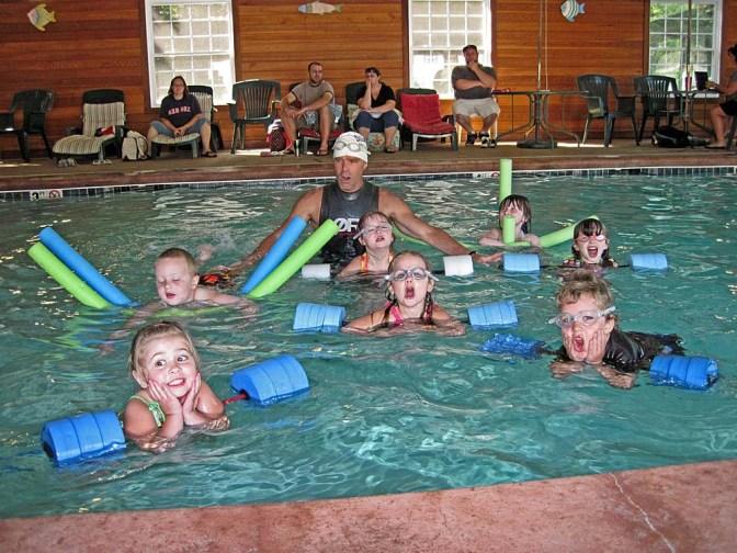 "White Mtn. Aquatic Foundation's 'WeNeedAPool Challenge"""