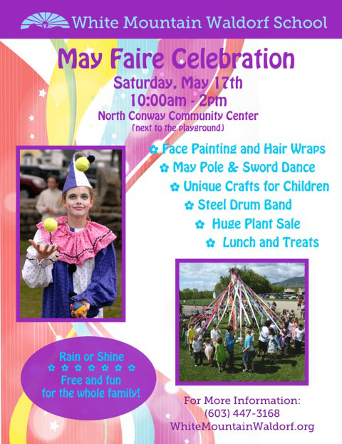 May Fair, May 17th!
