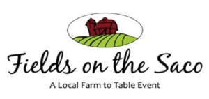 FIELDS ON THE SACO logo