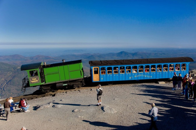 Join the Premier of the Mt. Washington Cog Railway Documentary
