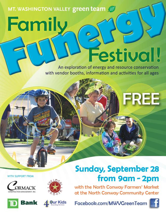 Funergy Poster 2014