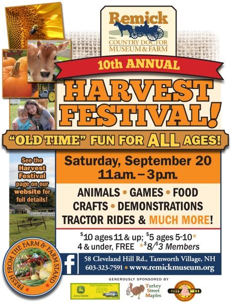 Harvest Festival Flyer copy