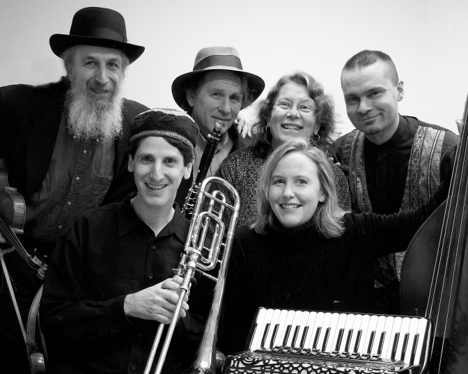 Wholesale Klezmer is coming to Tamworth!