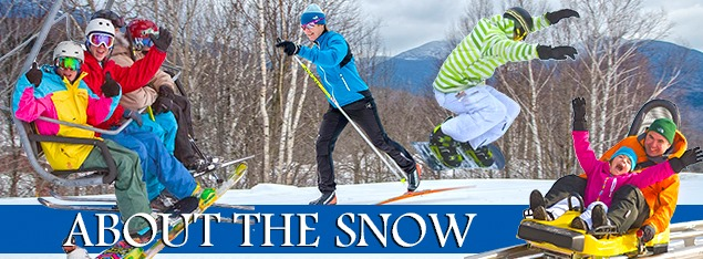 Ski, Snow, Holiday Deals and Apres-Ski in Mt. Washington Valley, NH