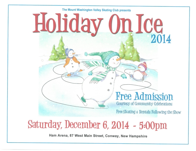 Holiday on Ice Skate Show!