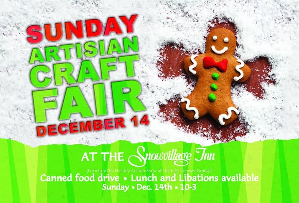 Craft Fairs In The Mount Washington Valley