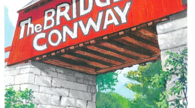 Bridges of Conway Art Display