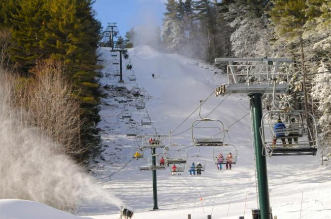 February Events at King Pine Ski Area!