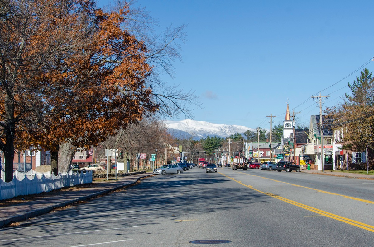 Attractions North Conway Village Nh | Lobster House
