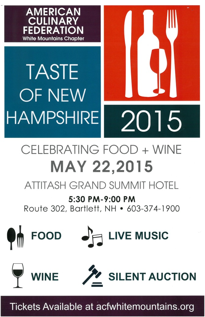 Join in on the Foodie Fun with Taste of New Hampshire!