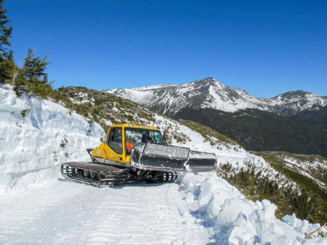 Mt. Washington Auto Road Opens to Treeline for 154th Season