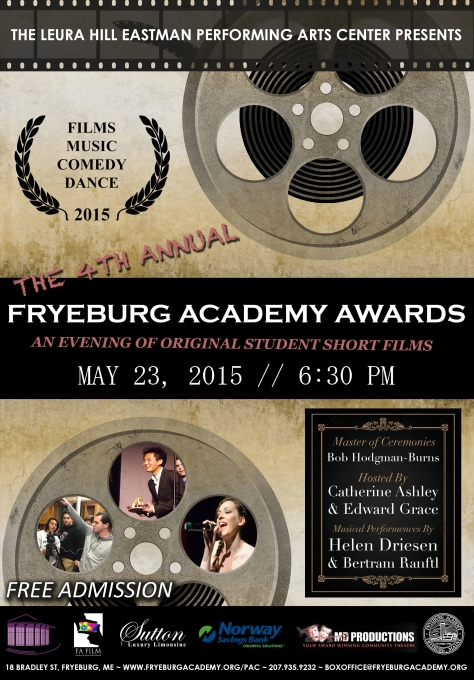 2015 Academy Awards Poster