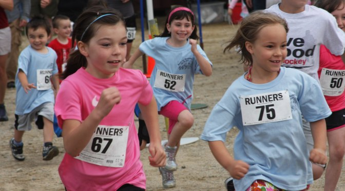 RACE FOR READING 5K TRAIL RUN FUNDRAISER SET FOR MAY 25th