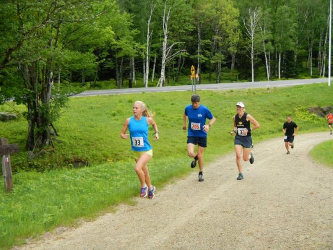 Great Glen Trails Opens with Weekly Running Series and Women's Kayak Class