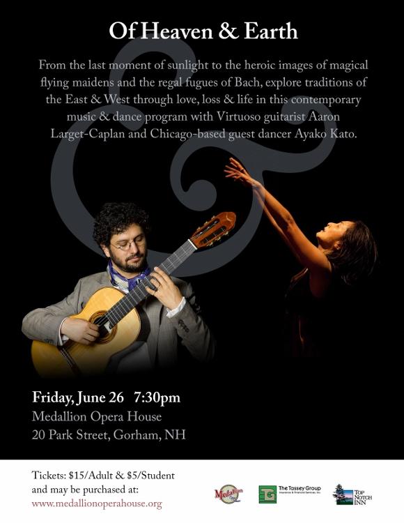 Live Entertainment at Medallion Opera House!
