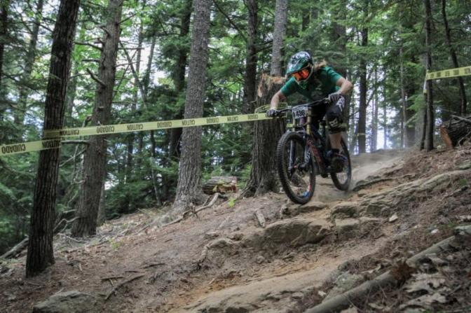 Mountain Bike State Championships & New Downhill Race Series at Attitash Mountain Resort this Summer