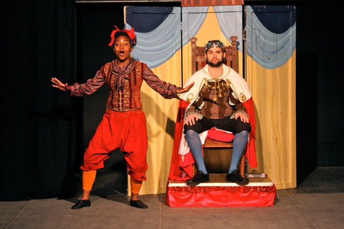 Children's Summer Theater Series at the Theater in the Wood