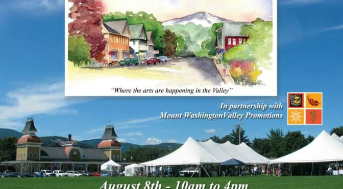 Art in the Park, North Conway, NH