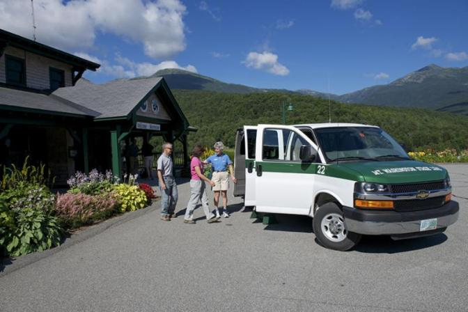 Mt. Washington Auto Road Adds a New 3-Hour Guided Adventure Tour
