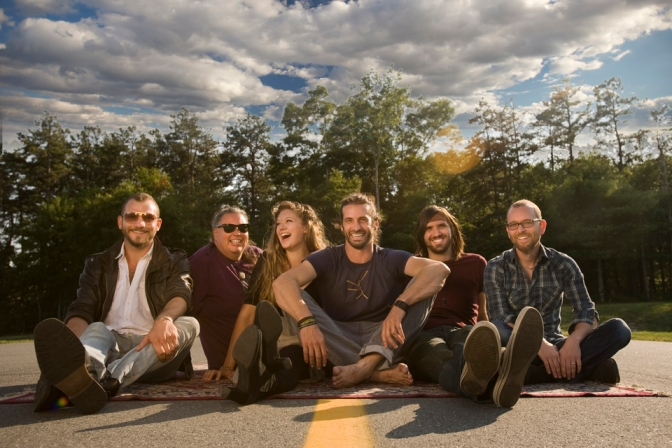 ADAM EZRA GROUP RETURNING TO THEATER IN THE WOOD