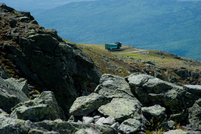 Natural History Train Tour on Mt. Washington