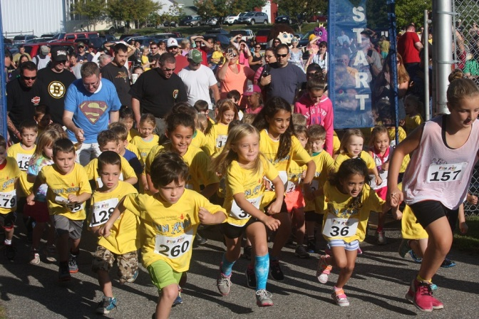 Register Now for Memorial Hospital Kids Fun Run at Story Land