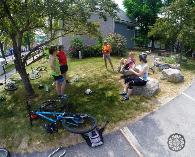 North Conway Library offers Mountain Bike Clinic for Novice Women Riders