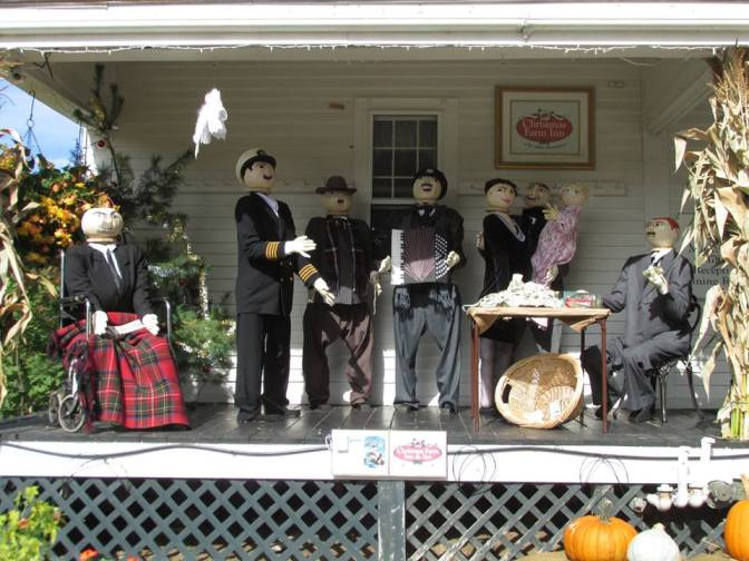 Pumpkin People Winner's Announced by Jackson Area Chamber of Commerce