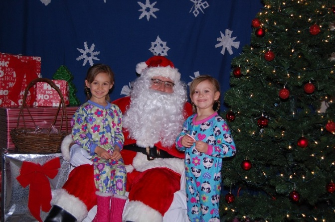 6th Annual Letters to Santa this Friday at Conway Rec