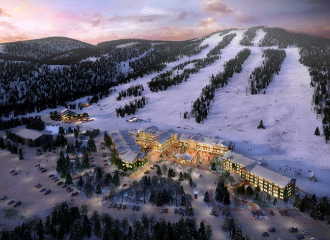 Cranmore Mountain Resort Now Accepting Contracts for Kearsarge Brook Condominiums