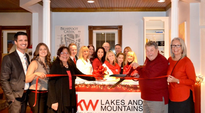 Keller Williams celebrates grand opening of their North Conway office
