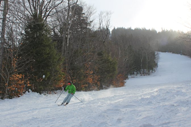 New Snow, Snowmaking & Ton of Events Highlight MLK Weekend at Attitash & Wildcat