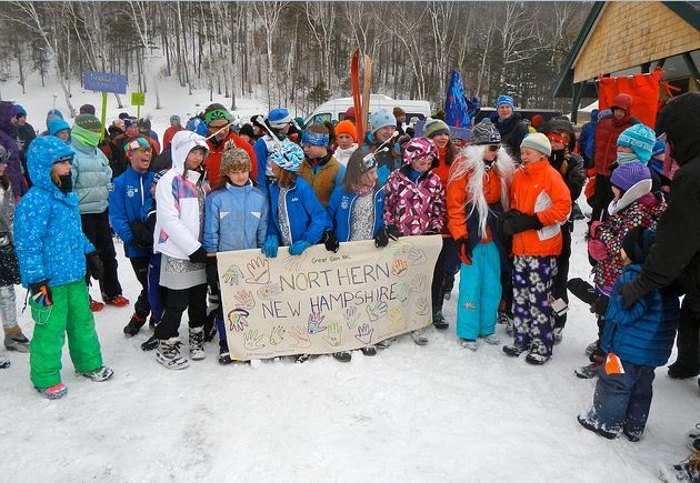 Great Glen Trails to Host Largest Kids' Nordic Ski Festival in March