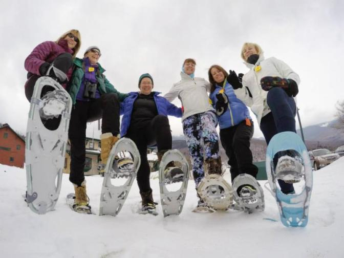 Great Glen Trails to Host Women's Winter Nordic Escape Weekend