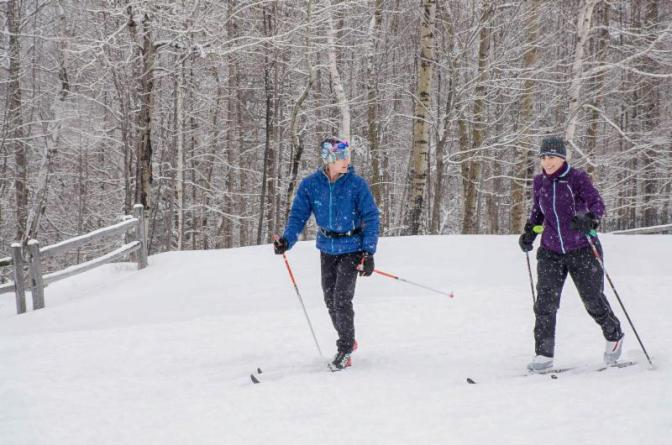 Great Glen to Offer Nordic Technique Improvement Clinics