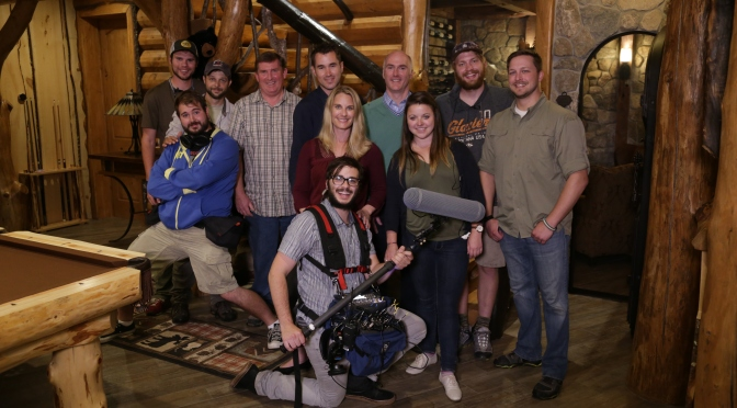 HGTV's Log Cabin Living Episode Shot  in Mt. Washington Valley Set to Air January 23