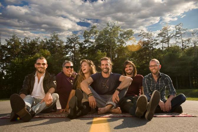 Adam Ezra Band at Tuckerman Brewing Company September 3