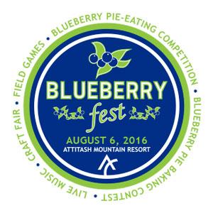 BlueberryFest at Attitash Mountain Village August 6
