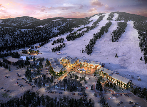 Kearsarge Brook Condominiums at Cranmore  To Break Ground September 27th