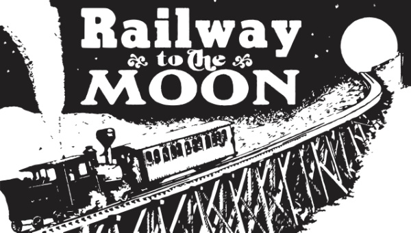 Railway to the Moon Steampunk Event  at the Mount Washington Cog Railway