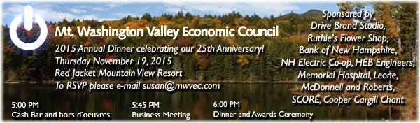 Mt. Washington Valley Economic Council Annual Meeting